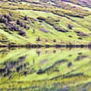 Reflections Alaska  Art Print