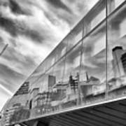 Reflections, Art Gallery Of Ontario, Toronto Art Print