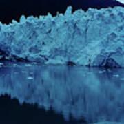 Reflections - Glacier Art Print