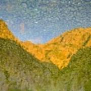 Reflections Of Montenegro No.3 Art Print
