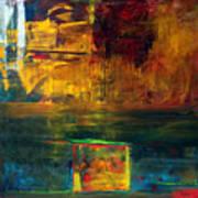 Reflections Of New York Art Print