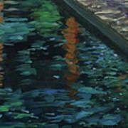 Reflective State Art Print