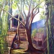 Refugio Art Print