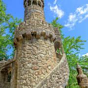 Regaleira Tower Sintra Art Print
