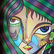 Regina Art Print