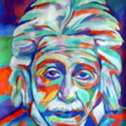 Relativity Art Print