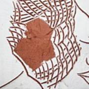 Release - Tile Art Print