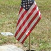 Remember Our Veterans Art Print