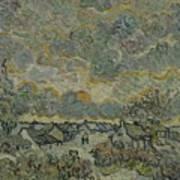 Reminiscence Of Brabant Saint Remy De Provence March - April 1890 Vincent Van Gogh 1853  1890 Art Print