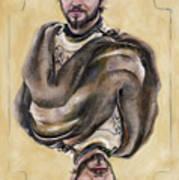 Renly Baratheon Art Print