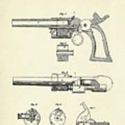 Repeating Firearm-1855 Art Print