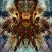 Repressed Temper Art Print