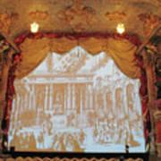 Residenz Theatre 3 Art Print