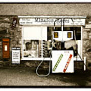 Resist Change - Village Shop Part1 Art Print