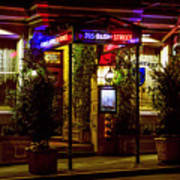 Restaurant Jeanne D'arc Art Print