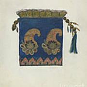 Reticule Art Print
