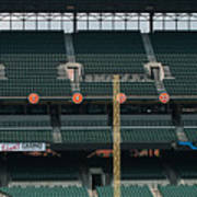 Retired Numbers Of The Orioles Greatest Ever Art Print