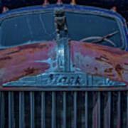 Retired Rusty Mack Iv Art Print