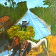 Return From Ambush Art Print