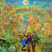 return from Hispaniola Art Print