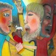 Return Of The Prodigal Son Art Print