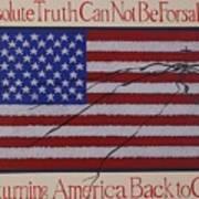Returning America Back To God Art Print