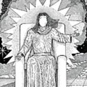 Revelation 20 Art Print