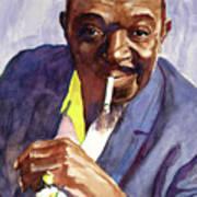 Rex Stewart Jazz Man Art Print