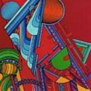 Rfb0301 Art Print
