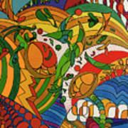 Rfb0513 Art Print
