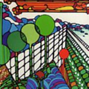 Rfb0520 Art Print