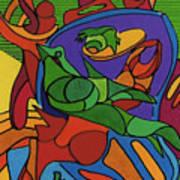 Rfb0550 Art Print