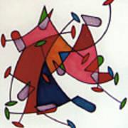 Rfb0583 Art Print