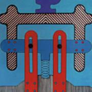 Rfb0628 Art Print