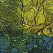 Rhapsody Of Colors 72 Art Print