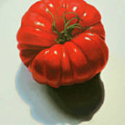 Ribbed Heirloom Tomato Art Print