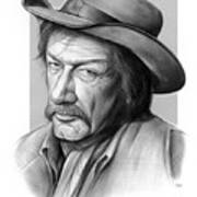 Richard Boone 3 Art Print