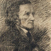 Richard Wagner  Art Print