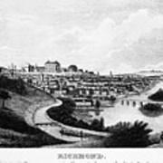 Richmond, Virginia, 1856 Art Print