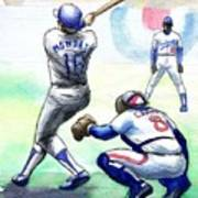 Rick Monday Art Print
