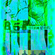 ride 85 slick-N-trick Art Print