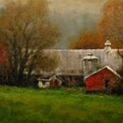Ridgefield Farm Art Print