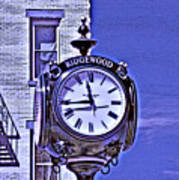 Ridgewood Time Art Print