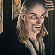 Riff Raff - Rocky Horror Picture Show Art Print