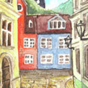 Riga Art Print