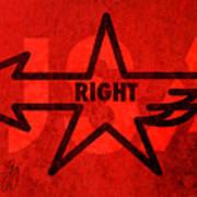 Right Wing Art Print