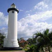 Rincon Puerto Rico Lighthouse Art Print by Adam Johnson