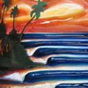 Rincon Art Print