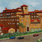 Ringling Towers Art Print