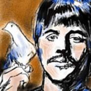 Ringo Art Print
